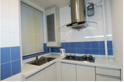 Kitchenette 3-Bedroom Apartment 140 Sq.m. Hankar Serviced Apartment