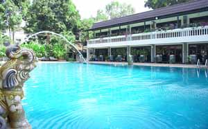 Pool 1-Bedroom Apartment 45 Sq.m. Royal Orchid Resort