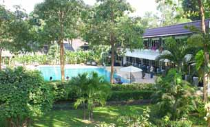 Swimming Pool (View) Studio Apartment 40 Sq.m. Royal Orchid Resort