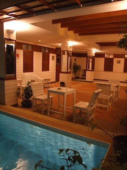Swimming Pool 1-Bedroom Apartment 44 Sq.m. Marika Service Apartment