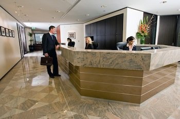 Reception Serviced Offices Apartment 0 Sq.m. 710 Collins Street