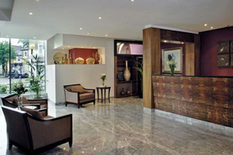 Reception area 2-Bedroom Apartment 85 Sq.m. Sanctum International Serviced Apartments