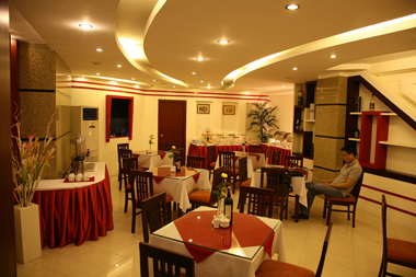 Restaurant Studio Apartment 32 Sq.m. Le Hotel Hanoi