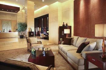 Lobby 2-Bedroom Apartment 91 Sq.m. Oakwood Residence Hangzhou
