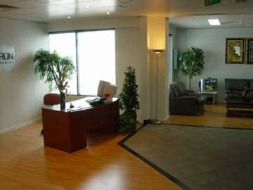 Reception Serviced Offices Apartment 0 Sq.m. Serron Cyber Centre