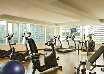 Gym 1-Bedroom Apartment 68 Sq.m. Somerset Seri Bukit Ceylon