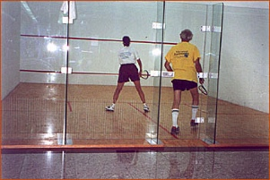 Squash Court 1-Bedroom Apartment 110 Sq.m. The Maple Suite
