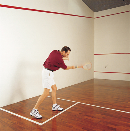 Squash court 2-Bedroom Apartment 96 Sq.m. Somerset Lake Point