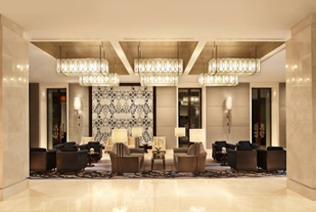 Astor Level Foyer Photo 1-Bedroom Apartment 102 Sq.m. The St.Regis Bangkok