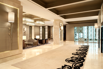 Astor Level Foyer 1-Bedroom Apartment 102 Sq.m. The St.Regis Bangkok