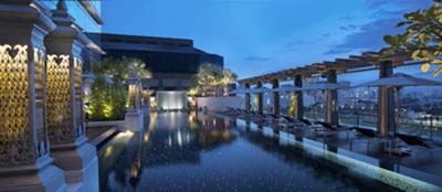 Swimming Pool 1-Bedroom Apartment 102 Sq.m. The St.Regis Bangkok