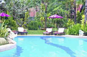 Swimming Pool 1-Bedroom Apartment 31 Sq.m. Baan Talay Resort
