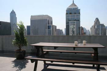 Balcony Serviced Offices Apartment 20 Sq.m. Executive Offices - Alma Link