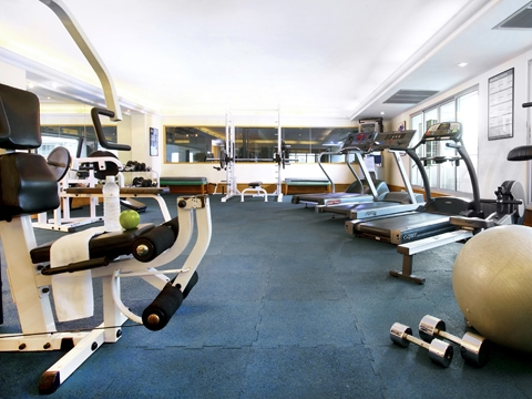 Fitness Centre 2-Bedroom Apartment 96 Sq.m. Somerset Lake Point