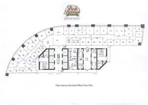 Floor Plan Serviced Offices Apartment 0 Sq.m. Raffles City(Office Tower)