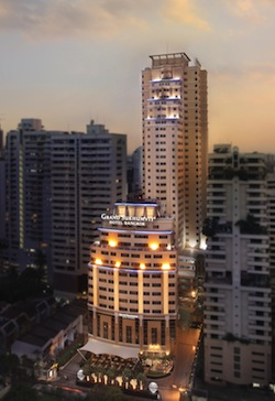 Main picture 1-Bedroom Apartment 54 Sq.m. Grand Sukhumvit Hotel Bangkok Managed by Accor