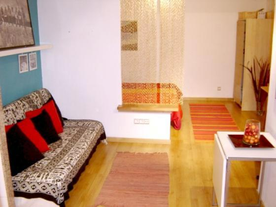 Main Picture Studio Apartment 25 Sq.m. Barceloneta Beach REF 10042
