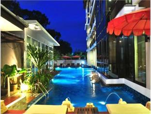 Royal Thai Pavilion Jomtien Studio Apartment 44 Sq.m. Royal Thai Pavilion Jomtien