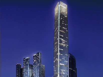 Regus - Hong Kong, International Commerce Centre