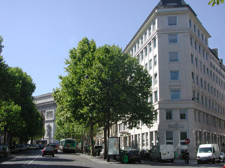 Paris Arc de Triomphe Serviced Offices Apartment 0 Sq.m. Paris Arc de Triomphe