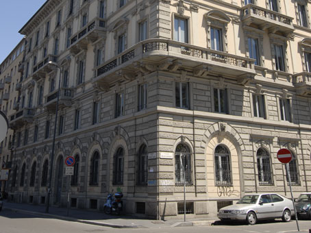 Milan Brera Serviced Offices Apartment 0 Sq.m. Milan Brera