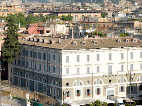 Main Picture Serviced Offices Apartment 0 Sq.m. Rome Barberini