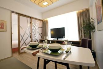 Main Picture 1-Bedroom Apartment  Sq.ft. CHI Residences 279