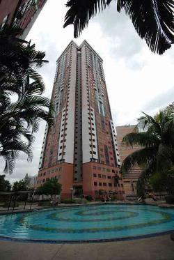 Main Photo 2-Bedroom Apartment 98 Sq.m. Kuala Lumpur Bistari Service Apartment