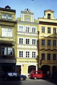 Building 1-Bedroom Apartment 35 Sq.m. Charles Bridge Residence