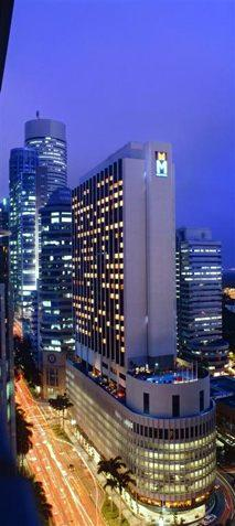 Main Picture Serviced Offices Apartment 0 Sq.m. M Hotel Singapore - Level 8 Office Suites & Business Centre