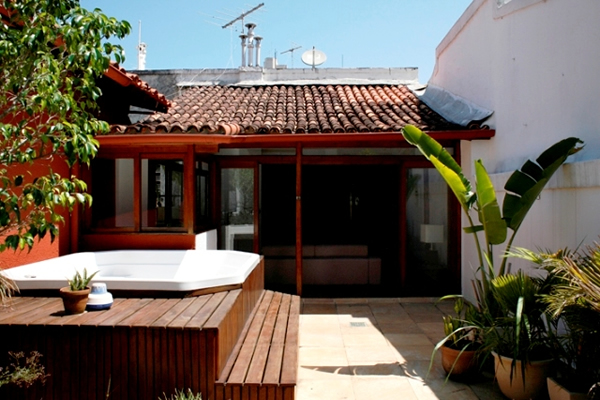 Serviced Apartments Ref: Penthouse in Ipanema