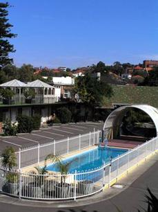 Courtyard 3-Bedroom Apartment 115 Sq.m. Ultimate Apartments Bondi Beach