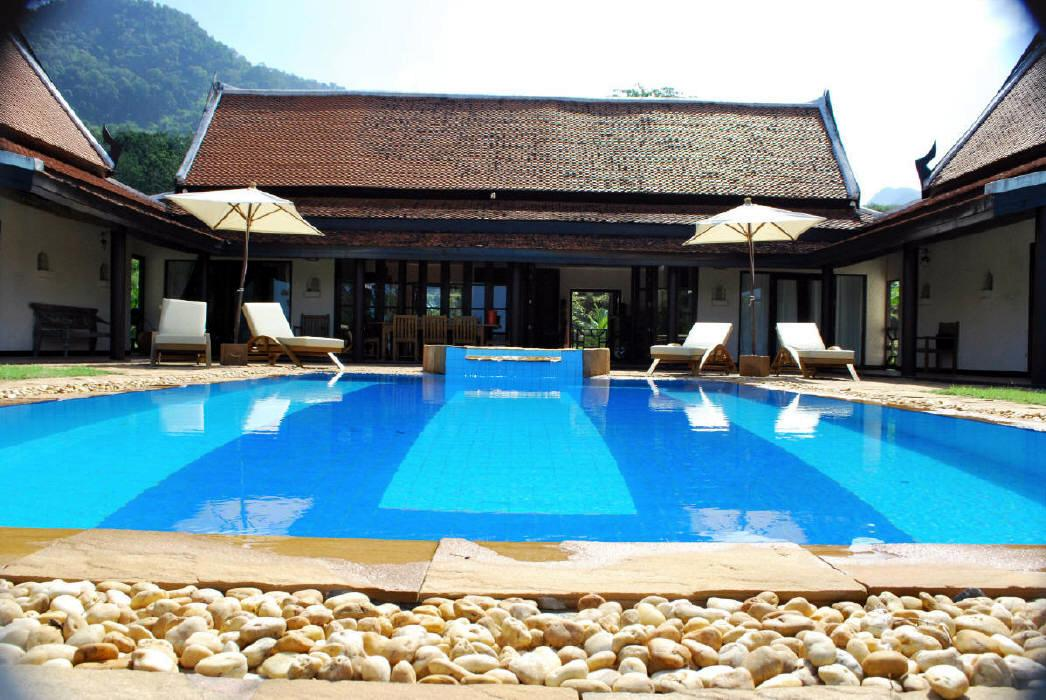 Main Picture 4-Bedroom Apartment 230 Sq.m. Kaleane Krabi Villas - Nittaya