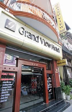 Hanoi Grand View Hotel 1-Bedroom Apartment 28 Sq.m. Hanoi Grand View Hotel