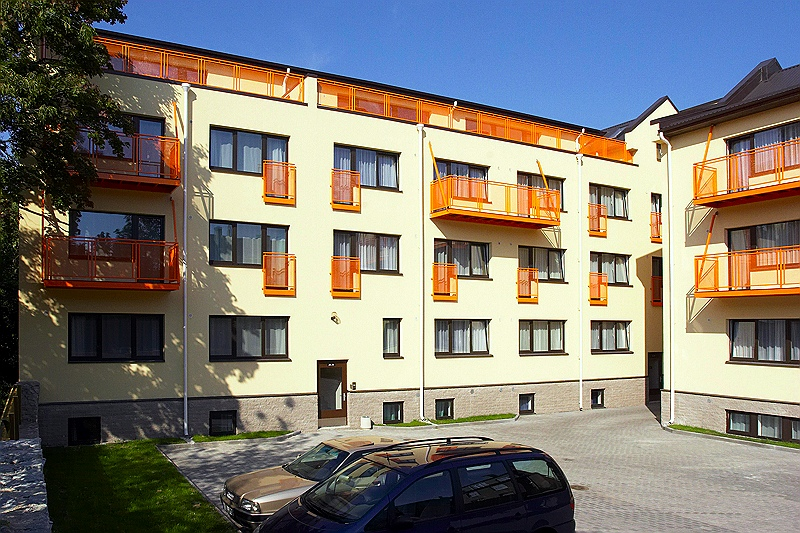 1-Bedroom Apartment 55 Sq.m. Pilve Apartment Hotel