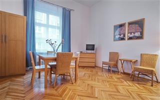 Main Building Studio Apartment 40 Sq.m. Studio Blue 2 Apartments AA