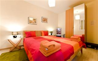 Main Building 1-Bedroom Apartment 38 Sq.m. Barcelonetta Beach Apartments AA