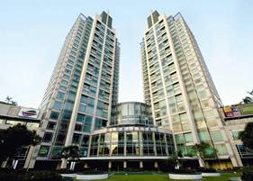 Main Picture Studio Apartment 53 Sq.m. Ascott Makati