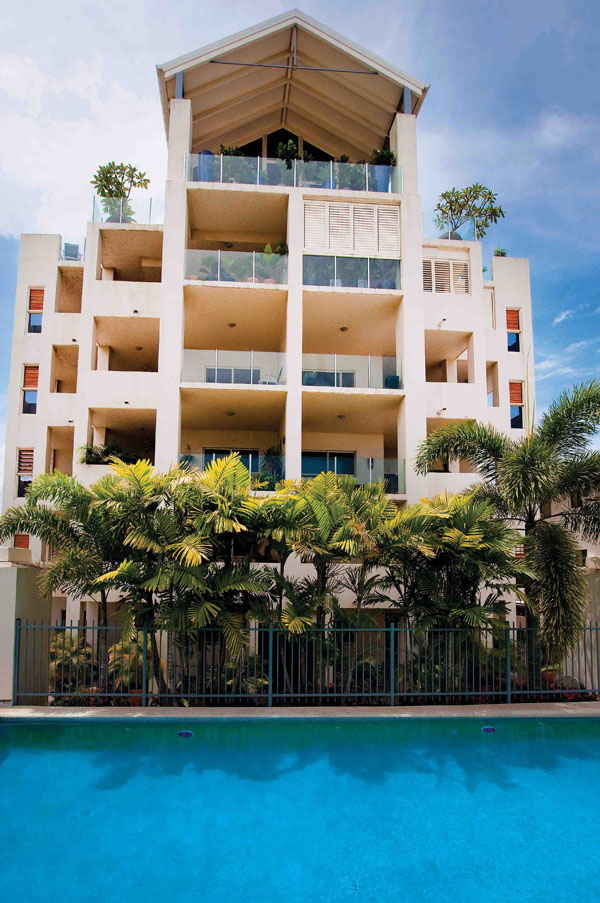 Clarendon on Spence 1-Bedroom Apartment 0 Sq.m. Cairns City Apartments