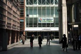 4 Broadgate, London