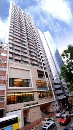 Lobby Studio Apartment  Sq.ft. GARDENEast Serviced Apartments