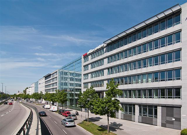 Main Picture Serviced Offices Apartment 0 Sq.m. Ecos Office Center Munich