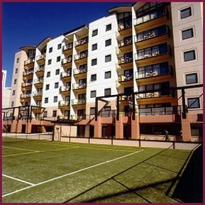 Tennis Court 3-Bedroom Apartment 113 Sq.m. Perth Serviced Apartments