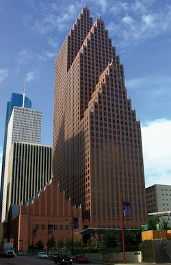 Bank of America Center, Houston TX