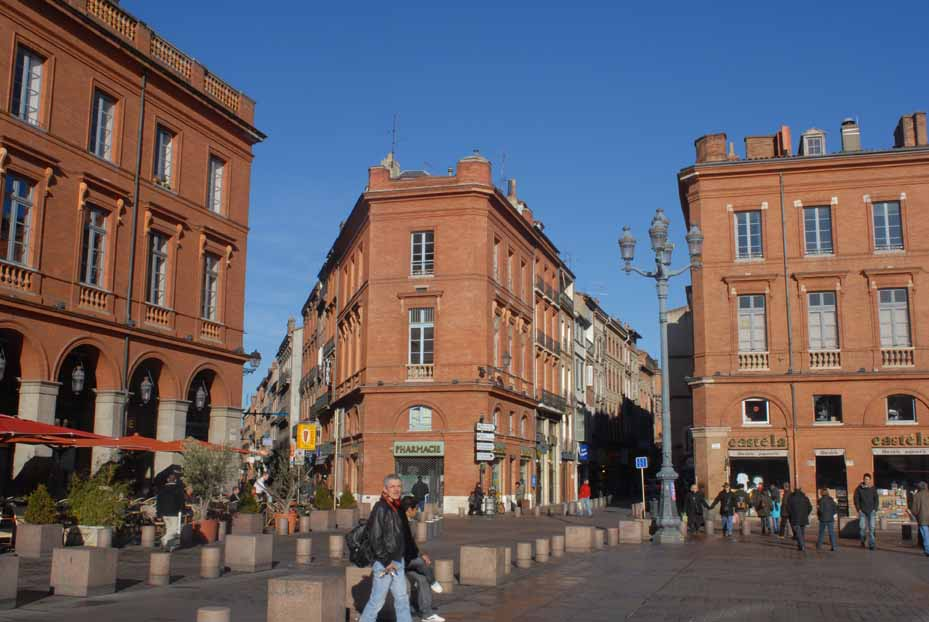 L appart hotel capitole toulouse france for Appart hotel toulouse