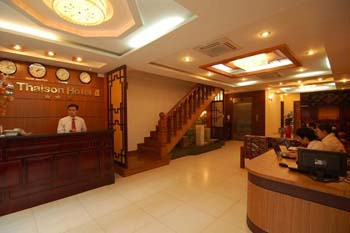 Thaison Grand Hotel Studio Apartment 30 Sq.m. Thaison Grand Hotel