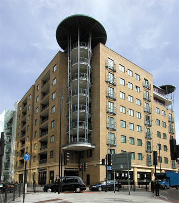 Main Picture 1-Bedroom Apartment 0 Sq.m. The City - Londinium Tower
