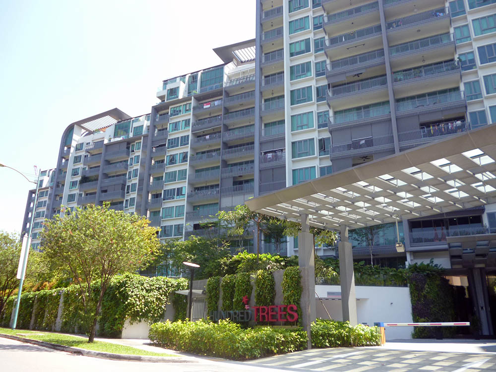 Serviced Apartments Ref: Apartments in Hundred Trees