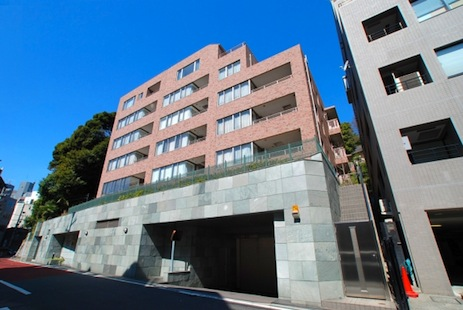 Main Picture 1-Bedroom Apartment 54 Sq.m. Court Annex Azabu Nagasaka