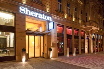 Sheraton Prague Charles Square Hotel 1-Bedroom Apartment 73 Sq.m. Sheraton Prague Charles Square Hotel